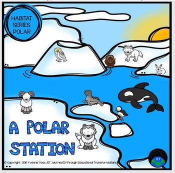 Habitat Series - A Polar Station