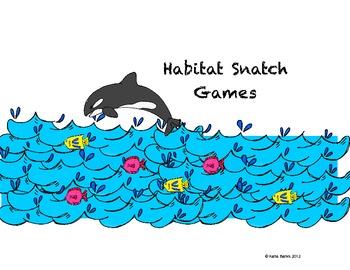 Habitat Snatch Game