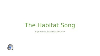 Habitat Song Lyrics and Music