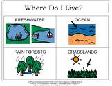 Habitat Sorting