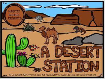 Habitat Stations Bundle