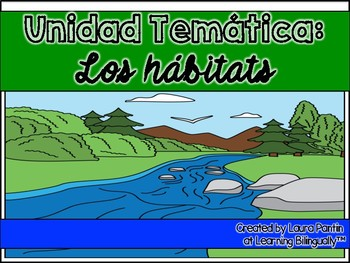 Habitats Unit in Spanish