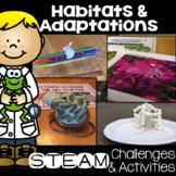 Habitat and Adaptation STEM Activites