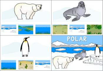 Habitat clip cards