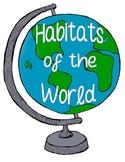 Habitats - Animal Habitat Sorting Mats