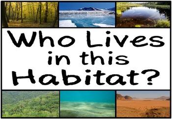 Habitats (BUNDLE PACK)