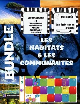 Bundle Habitats & Communities French Habitats & Communautés