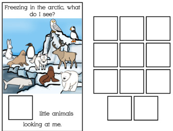 Habitats: Counting Animals Adapted Book Bundle
