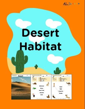 Habitats: Desert