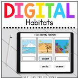 Habitats Digital Basics for Special Ed | Distance Learning
