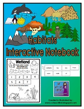 Habitats Interactive Notebook