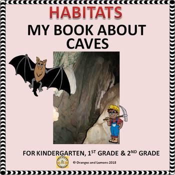 Habitats - My Book About Caves