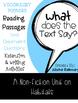 Habitats Non Fiction Reading and Research Bundle