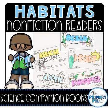 Habitats Nonfiction Readers: Science Companion Books