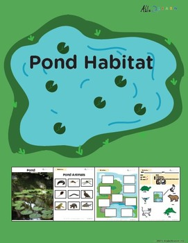 Habitats: Pond