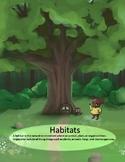 Habitats Poster