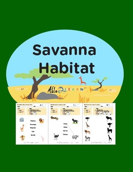 Habitats: Savanna