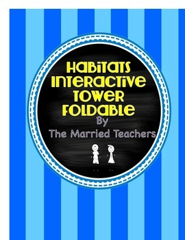 Habitats Science Interactive Tower Foldable