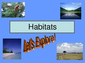 Habitats Slideshow