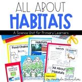 Habitats Unit: Exploring Animal Habitats and Food Chains