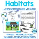 Habitats Unit (Special Education)
