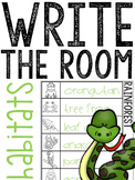 Habitats Write the Room