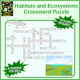 Habitats Ecosystems