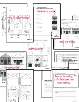Habitats and Living Things lab sheets and activities