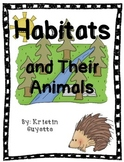 Habitats and Their Animals