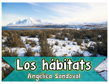 Habitats in Spanish Hábitats
