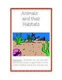 Habitats of Animals