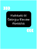 Habitats of Georgia Review Portfolio Project