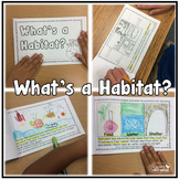 Habitats of the World - What's a Habitat? Little Book