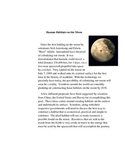 Habitats on the Moon Common Core Reading and Writing Activities