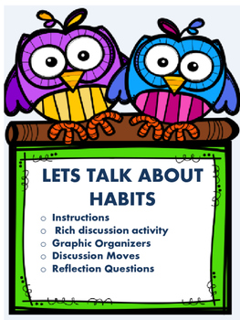 Advisory: Habits activity