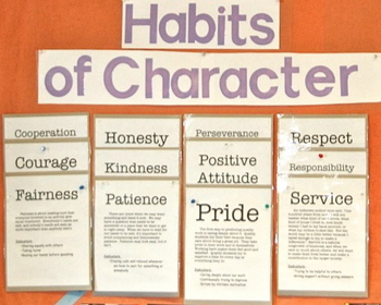 Habits of Character