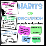 Habits of Discussion Posters and Prompts