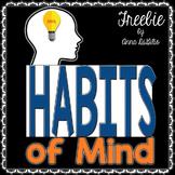 Habits of Mind FREEBIE