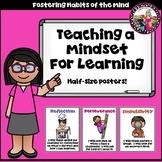 Habits of Mind Posters! Mini Bulletin Board! Participation! Thinking Skills!