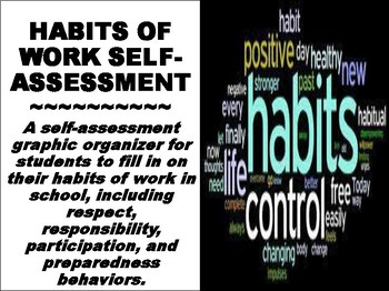 Habits of Work Self-Assessment