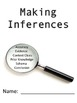 Hacer Inferencias/Making Inferences Graphic Organizers (Spanish/English)