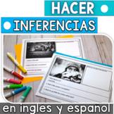 Comprension de lectura inferencias en ingles y espanol DIGITAL LEARNING
