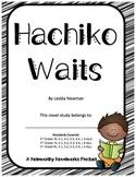 Hachiko Waits Novel Study / Answer Key