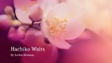Hachiko Waits Novel Study