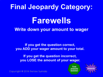 Hachiko Waits by Leslea Newman Jeopardy