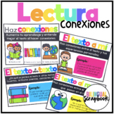 Haciendo Conexiones (Making connections posters and cards)