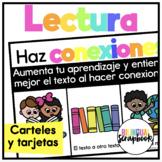 Haciendo Conexiones (Making connections posters and cards)