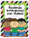 Haciendo Inferencias con Videos