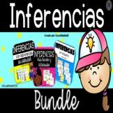 Haciendo Inferencias en español - BUNDLE - Inferences in S