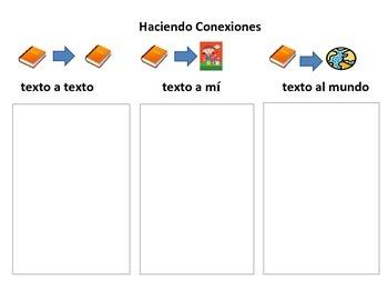 Haciendo conexiones/Making Conections